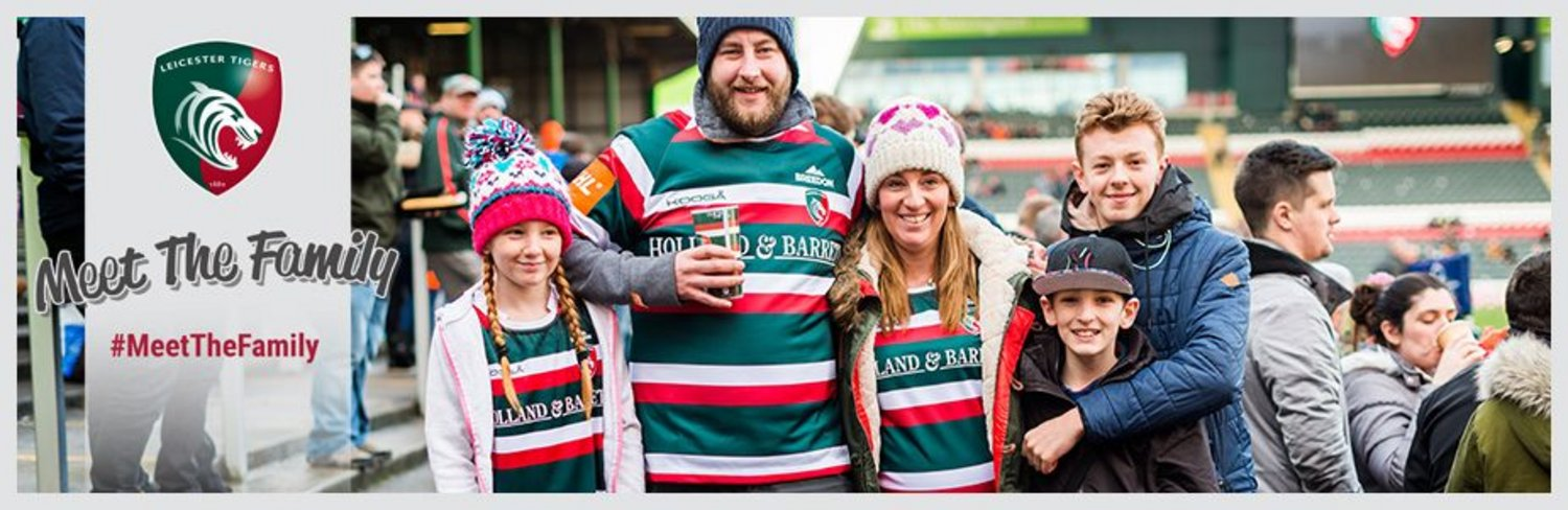 Leicester Tigers 2017/18 Season Tickets
